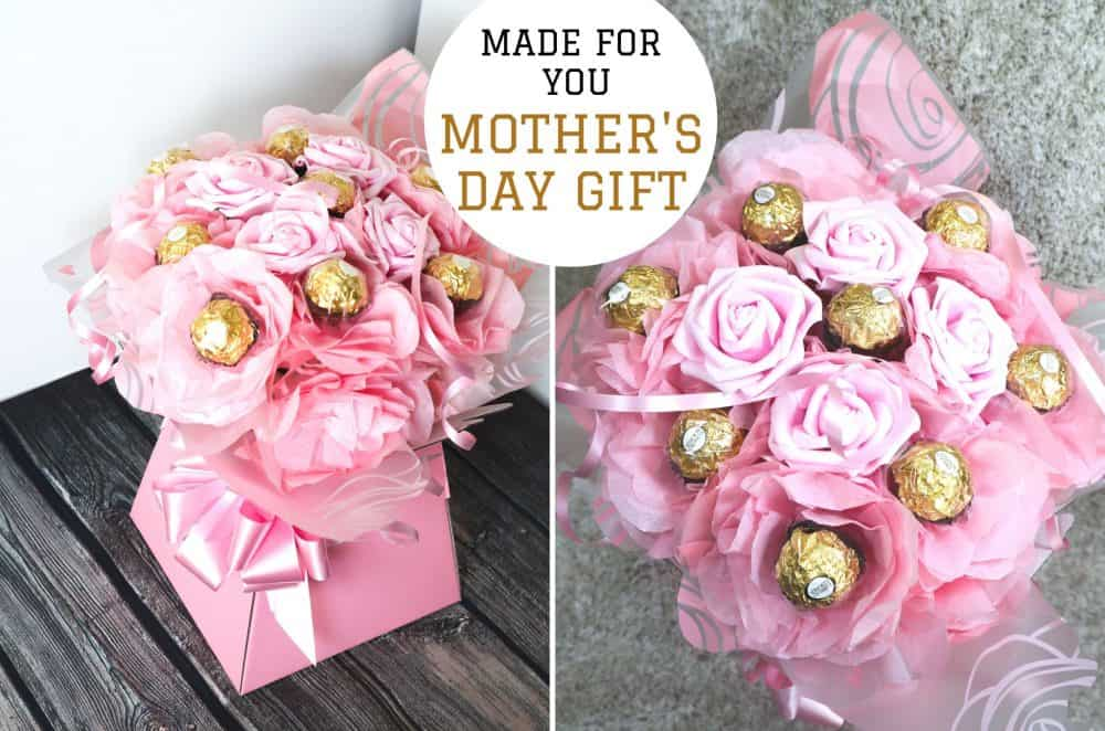 Mother's Day gift – Sweet bouquet & Roses