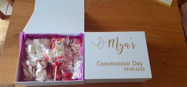 Communion | Confirmation personalised box