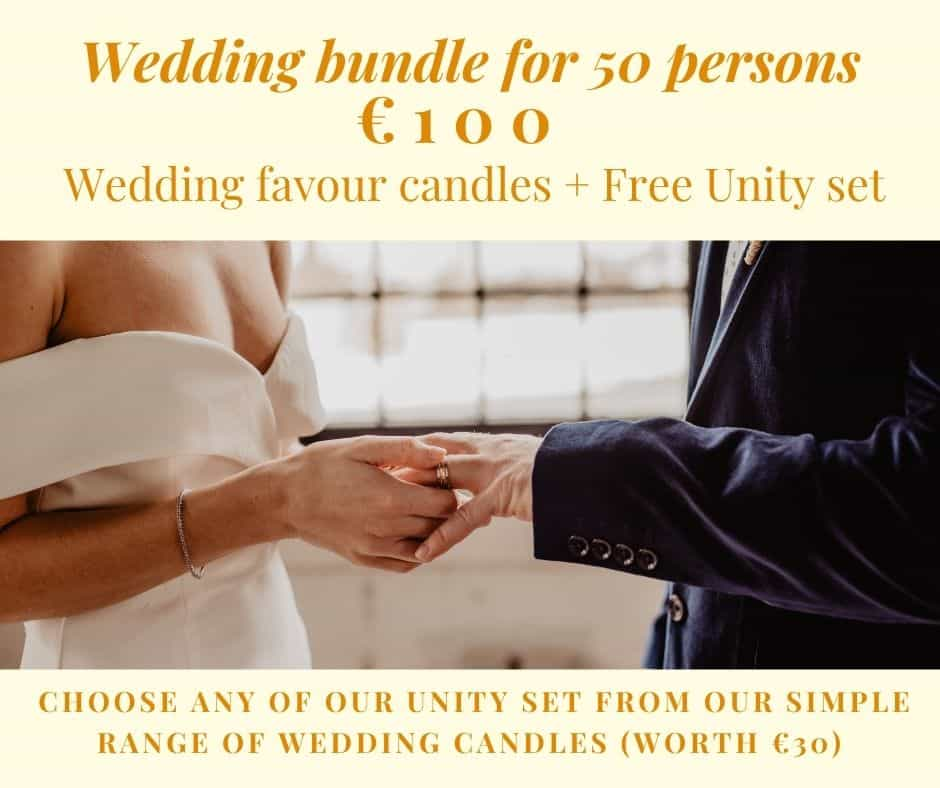 Wedding Bundle for 50 persons