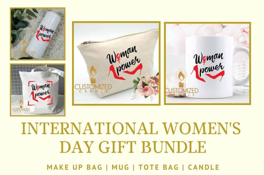 Women's day gift bundle – Women's power