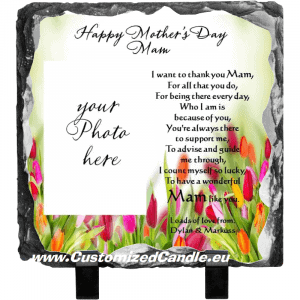 Mother's day slate